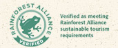 Rainforest Alliance VERIFIED