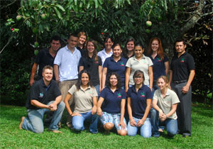 Our Team - Tierra Verde, Costa Rica
