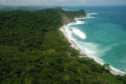Parques Nacionales de Costa Rica - Pacifico Norte