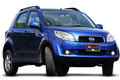 Costa Rica car rental - Daihatsu Bego 4x4