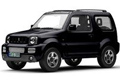 Costa Rica car rental - Suzuki Jimny 4x4