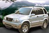 costa rica car rental: Suzuki Gran Vitara 4x4